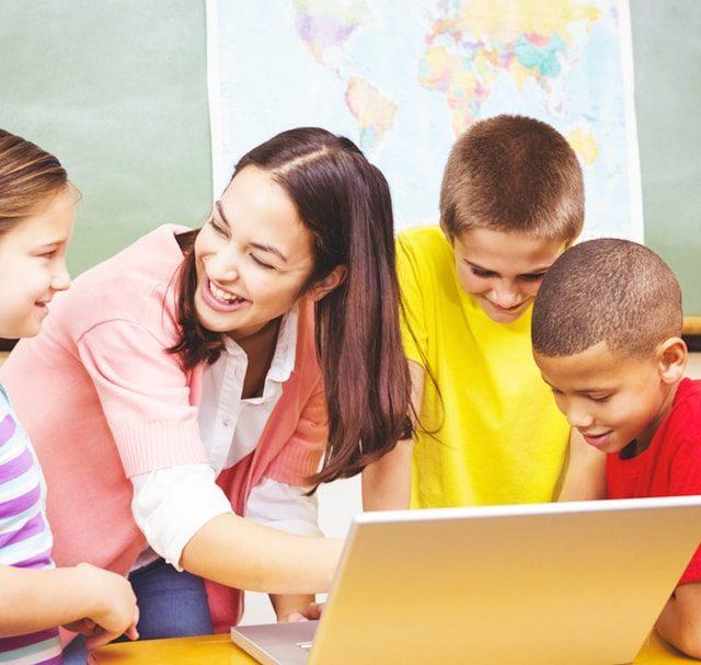 """Ką mokytojai gali daryti """"EDUKA klasė"""" skaitmeninėje mokymo(si) aplinkoje:"""