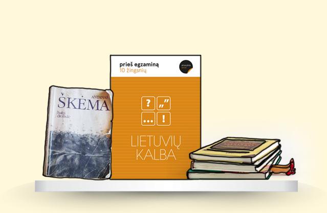 Lietuvių kalba ir literatūra (860 užduočių)