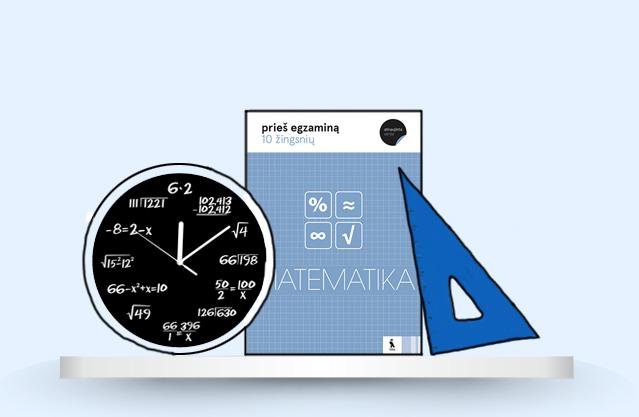 Matematika (922 užduotys)