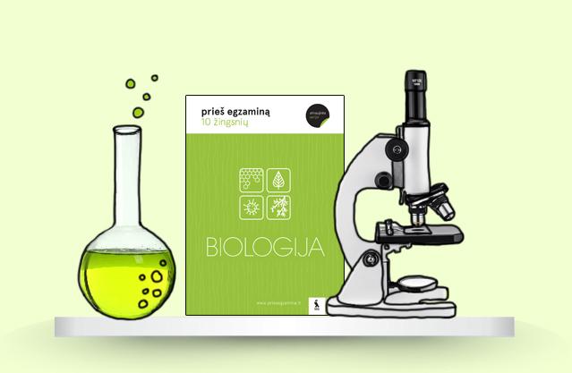 Biologija (590 užduočių)